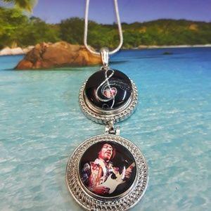 Jewelry - Jimmy Hendricks Guitar Necklace